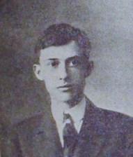 Raymond Swartz, 1915