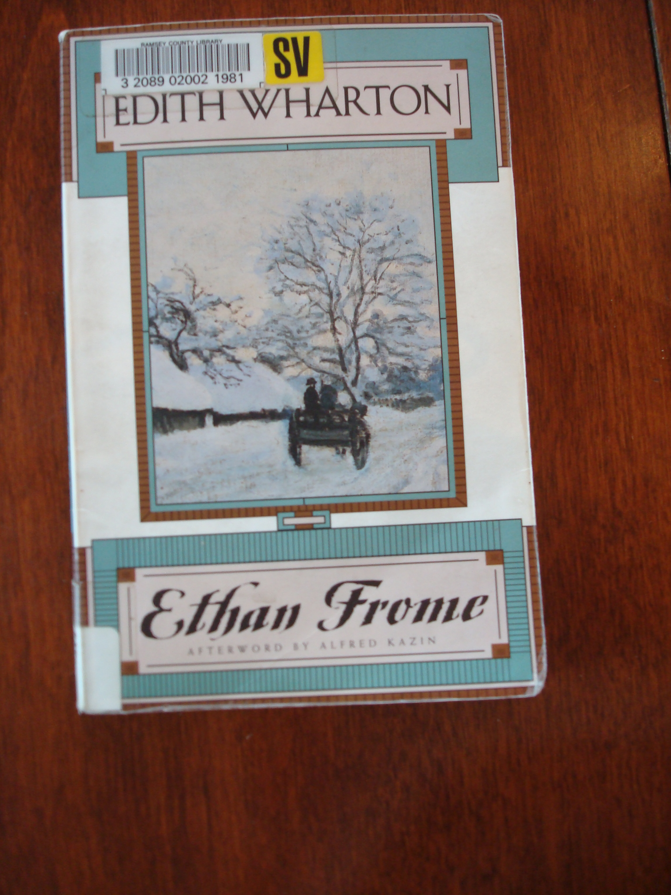 ethan frome essays setting Ethan frome setting and mood one setting in the novel, ethan frome by edith wharton, is the frome house it can be described as the archetypical setting of.