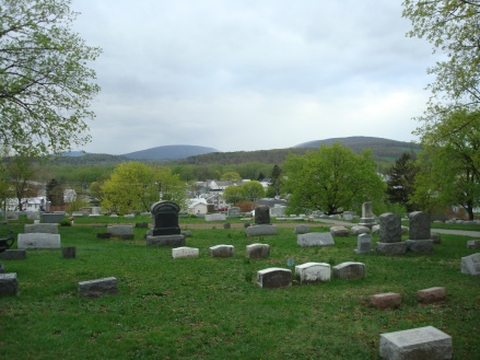 Recent photo of Watsontown Cemetery.