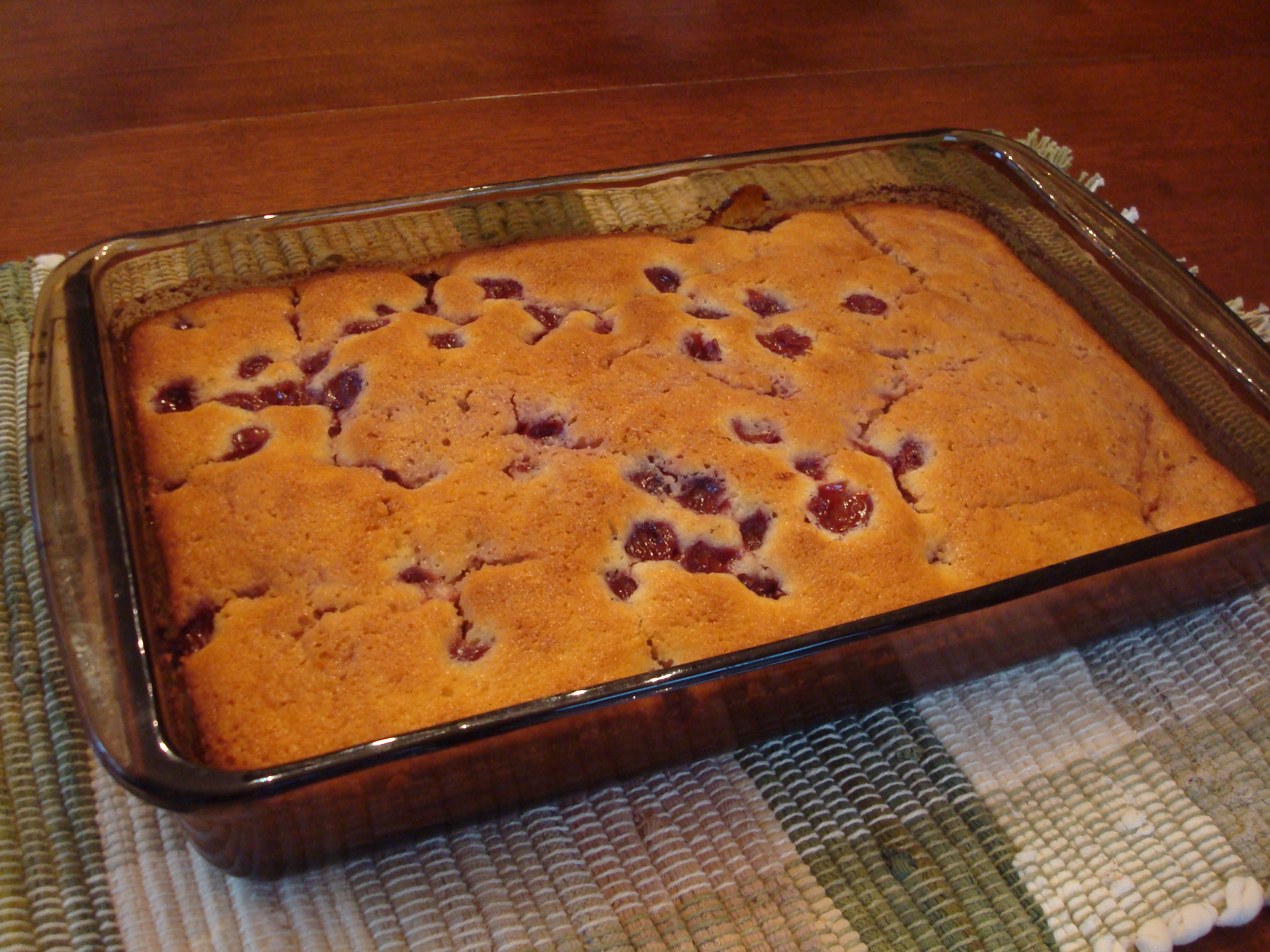 cherry pudding cake sour cherry pudding cake cherry cake pudding ...