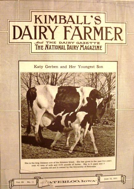 Kimball's Dairy Farmer Magazine (June 15, 1911)