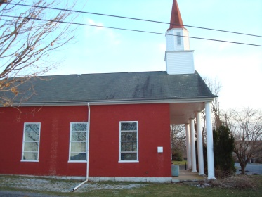 Messiah Lutheran Church, McEwensville