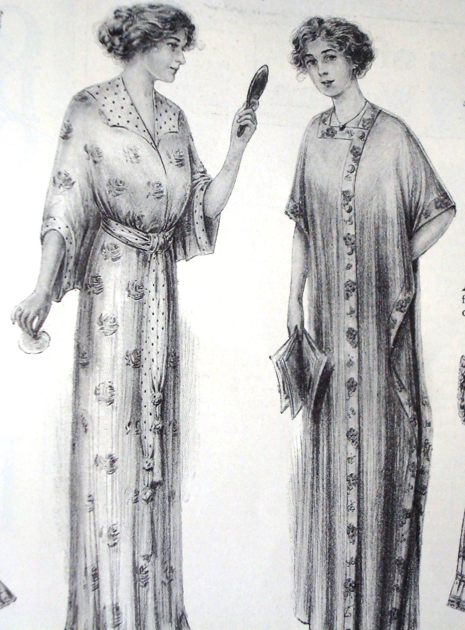Hundred-Year-Old Christmas Gift Suggestion: Nightgowns and Robes – A ...