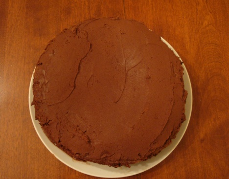 Devil's Food Cake (Modern Recipe)