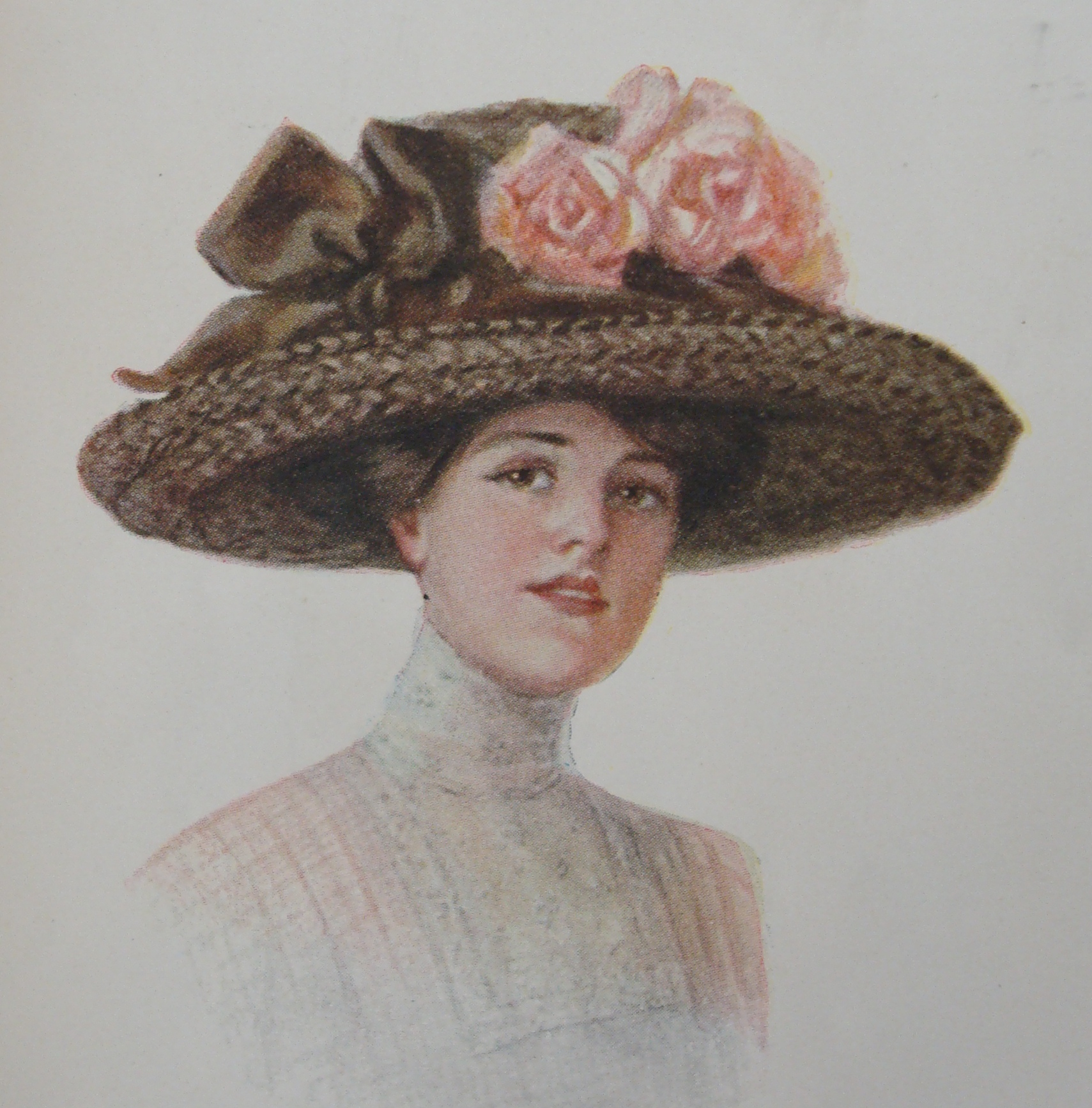 Women s Hats a Hundred Years Ago – A Hundred Years Ago fbdfc989bfe