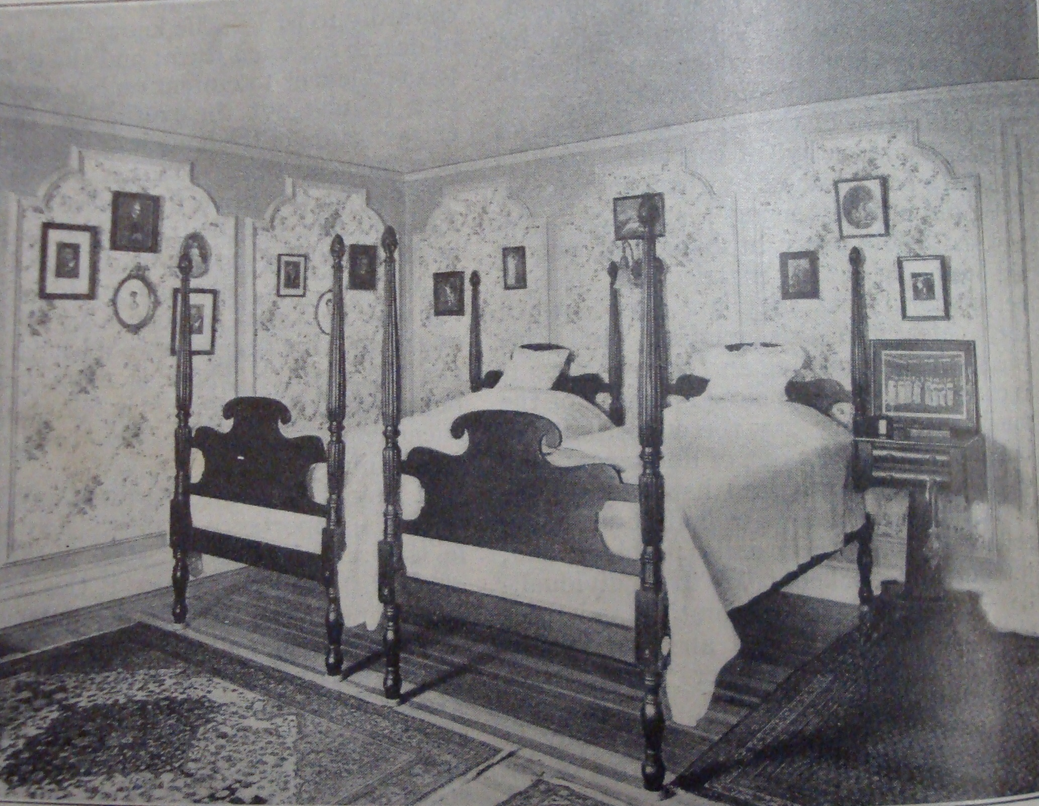 Moved sister to own bedroom a hundred years ago for Locked out of bedroom