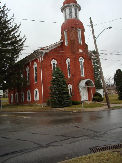 St. Johns' United Church of Christ (It was St. John's Reformed Church in Grandma's day.)