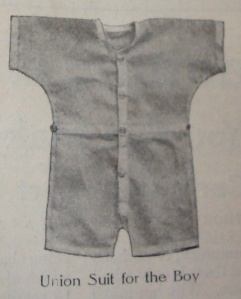 1912 boy doll clothes