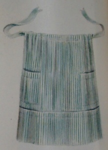1912 apron