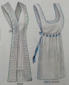 1912 aprons