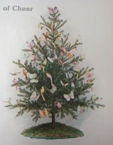 1912 Christmas tree