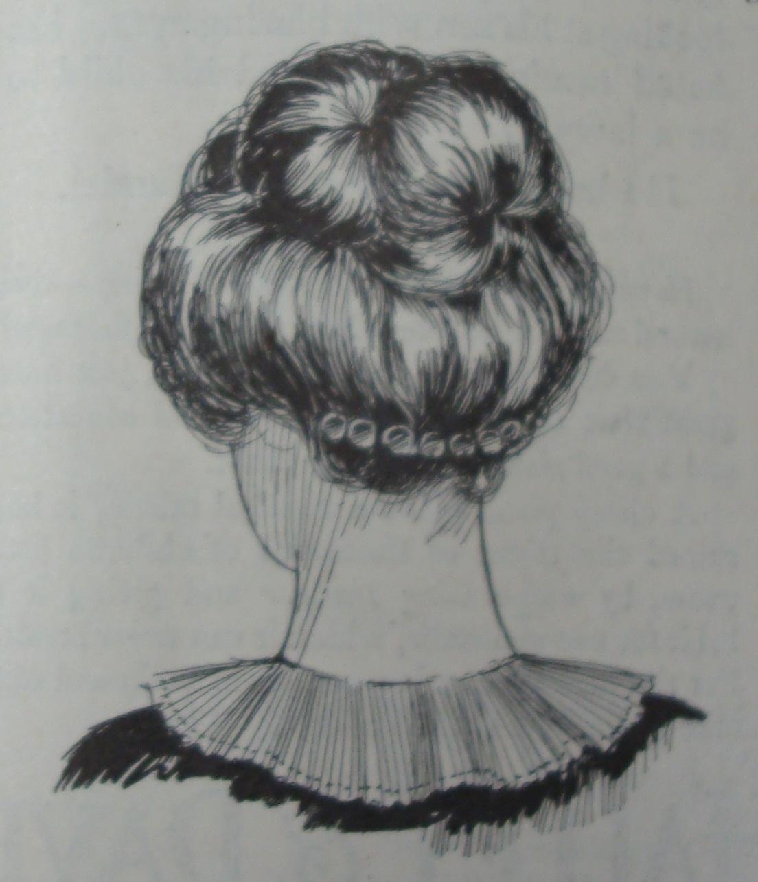 1913 Hair Styles – A Hundred Years Ago