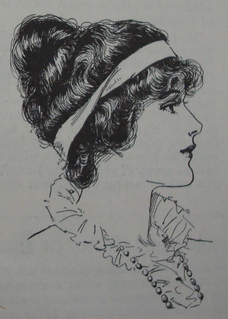 1913 Hair Styles A Hundred Years Ago