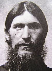 Rasputin (Source: Wikipedia)