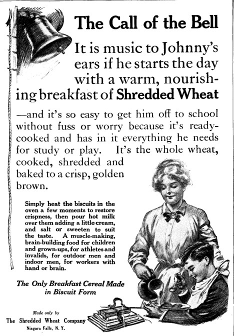 Source: National Food Magazine (January, 1913)