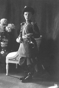 Alexei Nikolaevich, Heir to the Russain Throne (Source: Wikipedia)