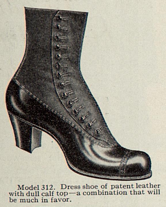 1913 shoe