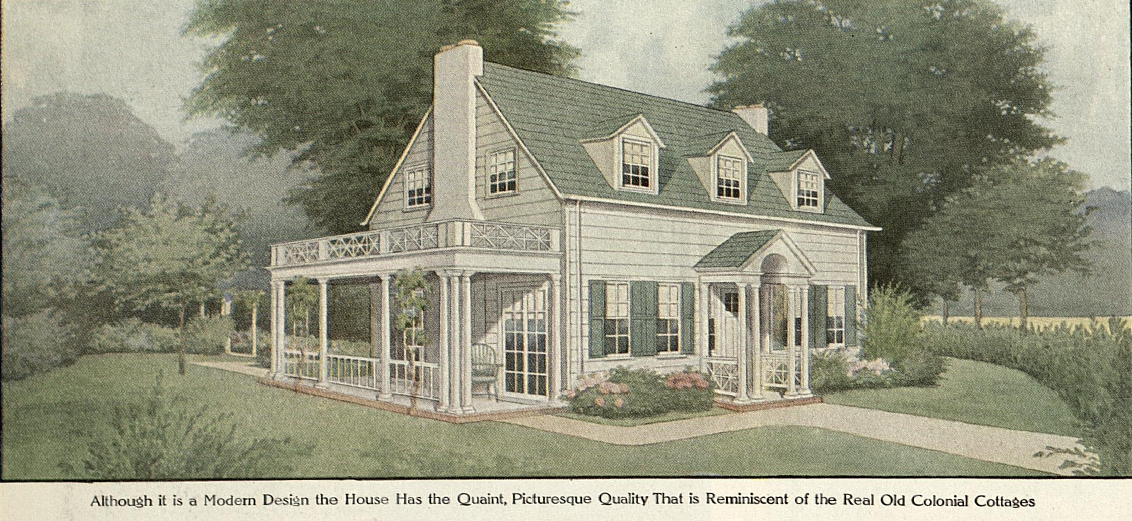 beautiful charming house plans #6: 1913-04-98.d