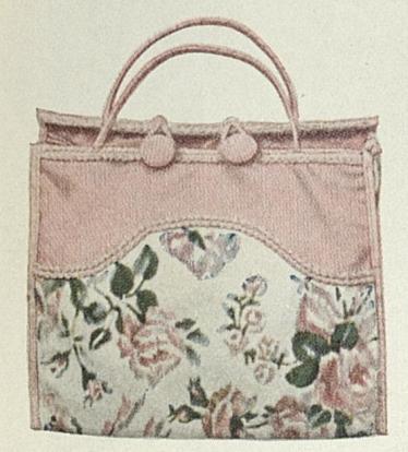 Sewing bag (Source: Ladies Home Journal, November, 1913)