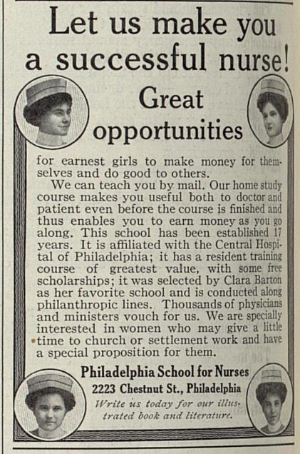 Source: Ladies Home Journal (July, 1913)