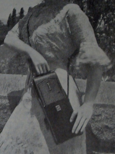 1913 Kokak Camera (Source: May 1913 advertisement in Ladies Home Journal