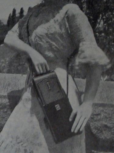 1913 Kokak Camera (Source: May 1913 advertisement in Ladies Home Journal