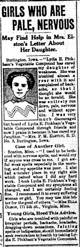 Source: Milton Evening Standard (June 3, 1913)