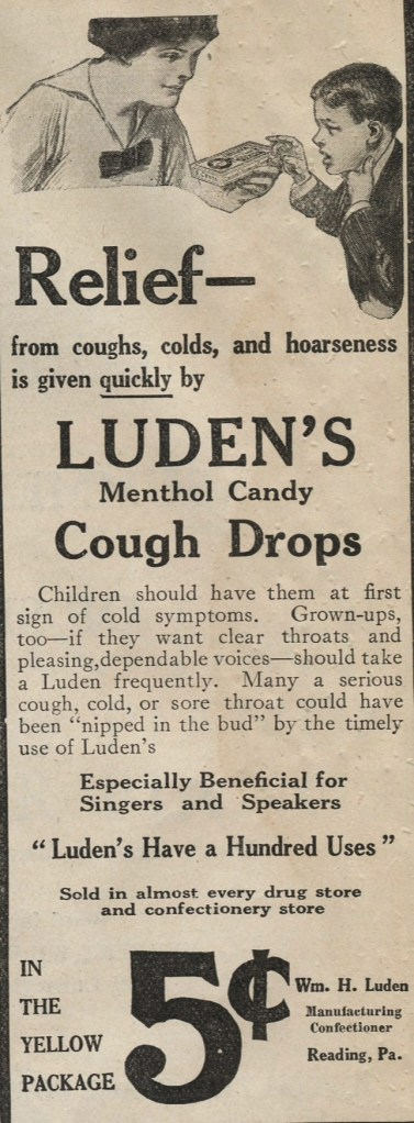 Source: The Etude (March, 1914)
