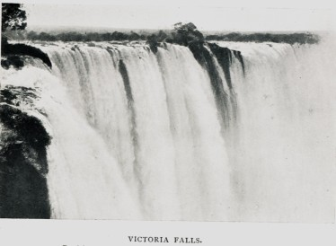 Victoria Falls (Source: A Woman's Winter in Africa)
