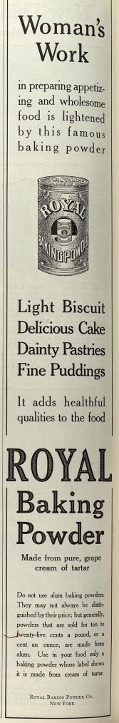 Source: Ladies Home Journal (October, 1913)