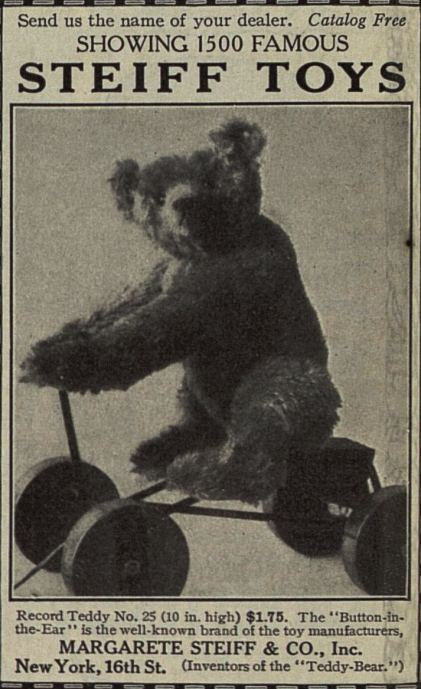 Source: Ladies Home Journal (December, 1913)