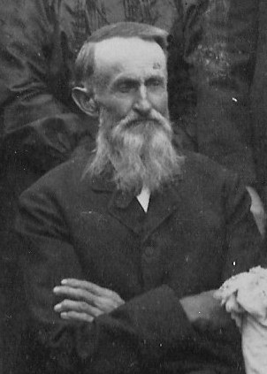 John Derr (Photo taken: circa 1900)