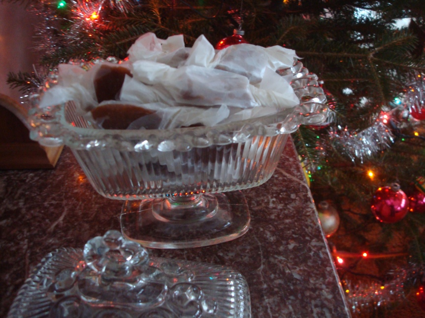 Grandma had problems, but my taffy turned out great.
