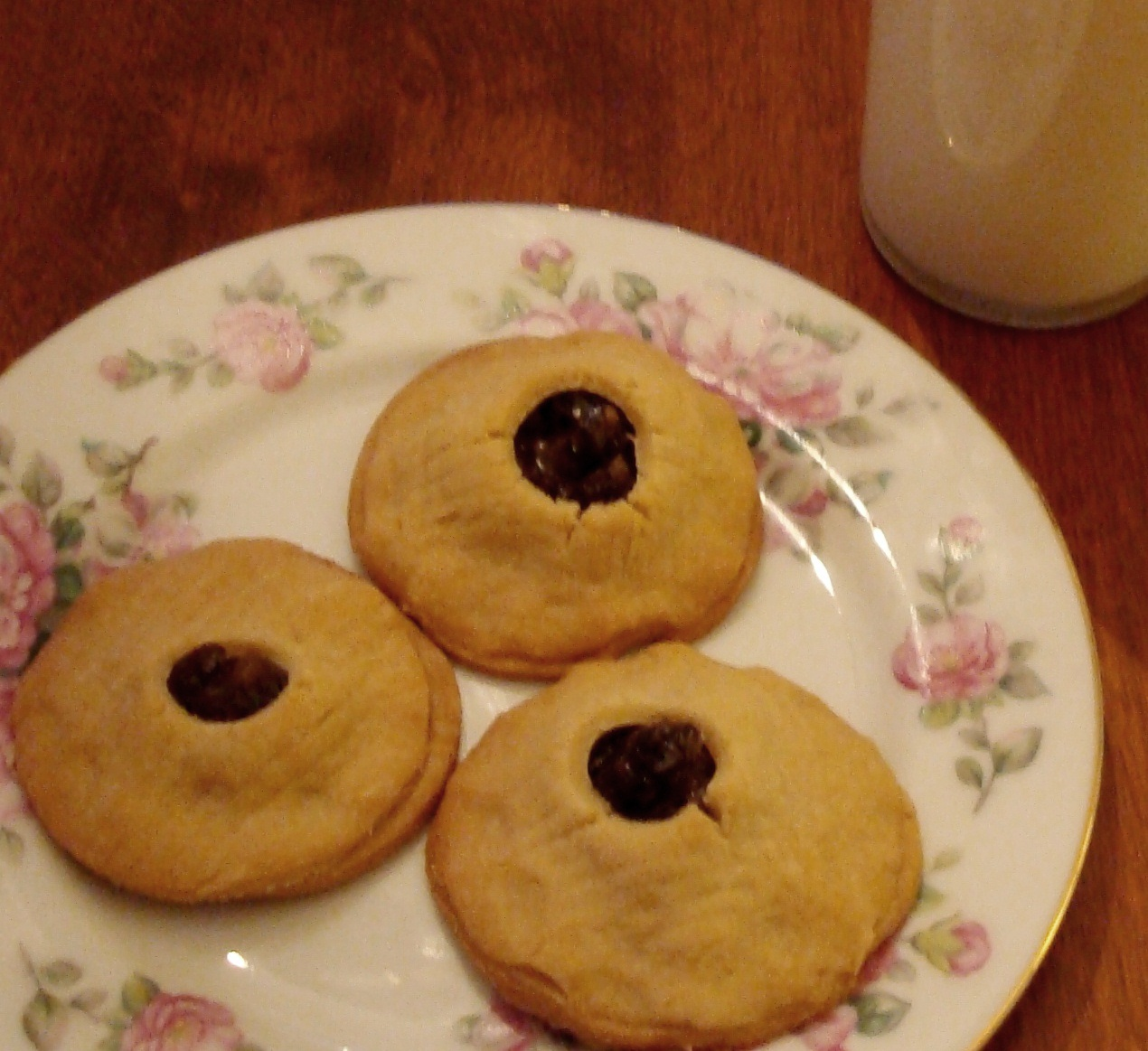 cookies – A Hundred Years Ago