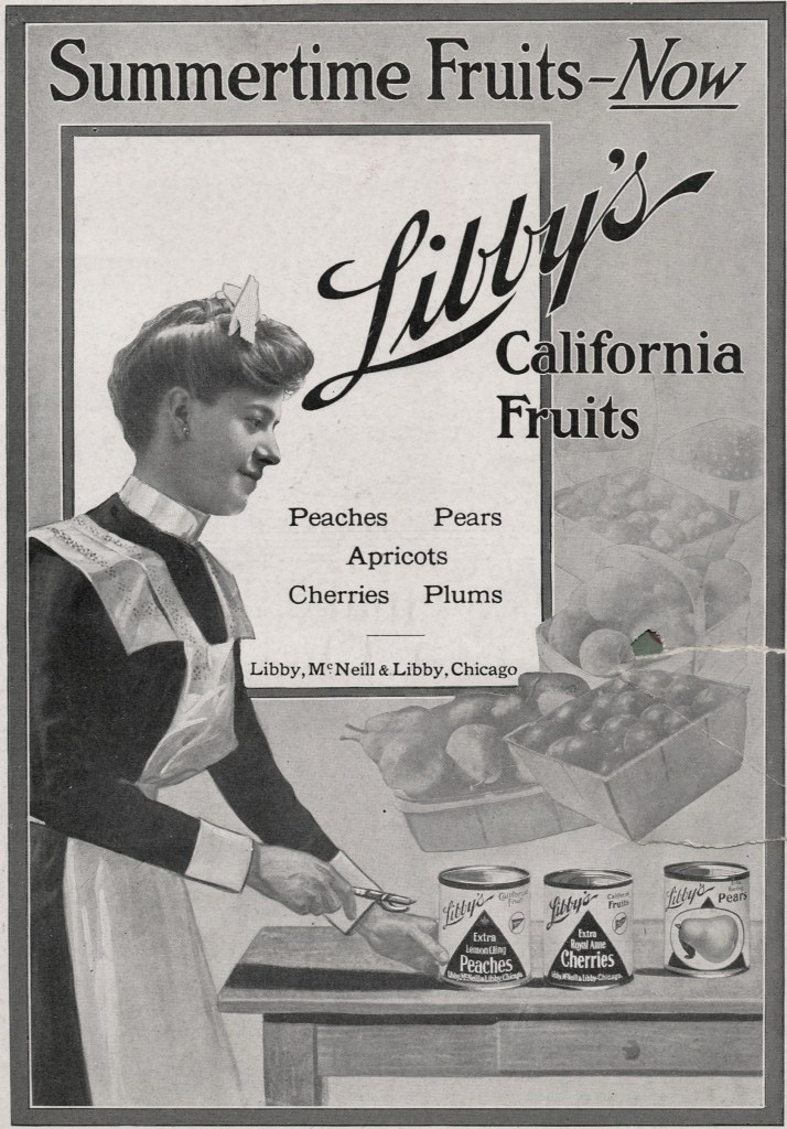 Source: National Food Magazine (December, 1914)