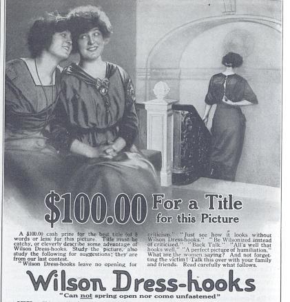 Source: Ladies Home Journal (May, 1914)