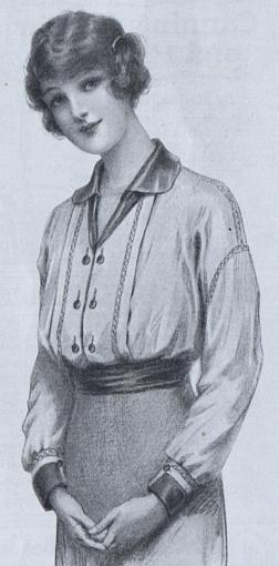 Source: Ladies Home Journal (July, 1914)