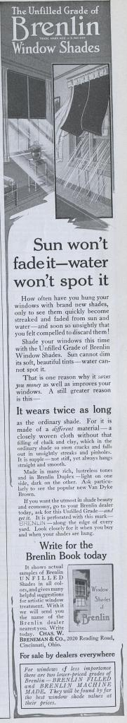 Source: Ladies Home Journal (October, 1914)
