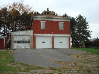 Building that once housed the McEwensville School.