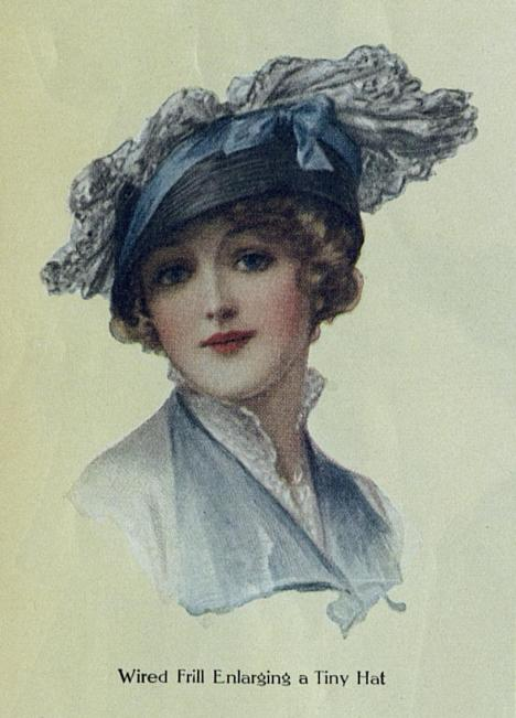Source: Ladies Home Journal (March, 1913)