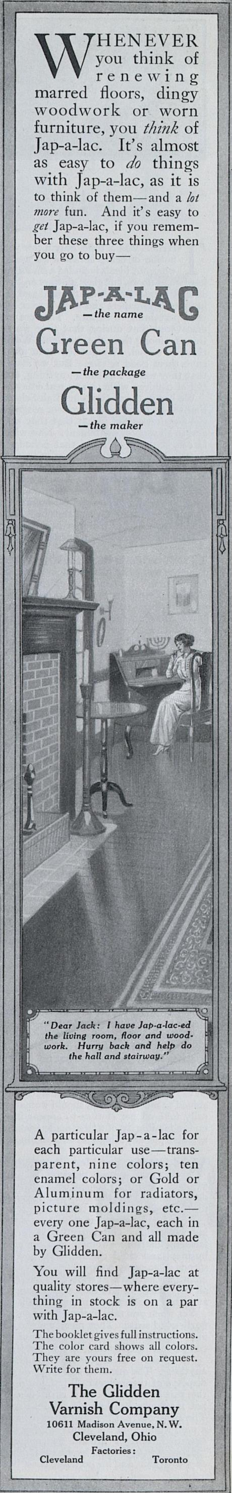 Source: Ladies Home Journal (June, 1914)