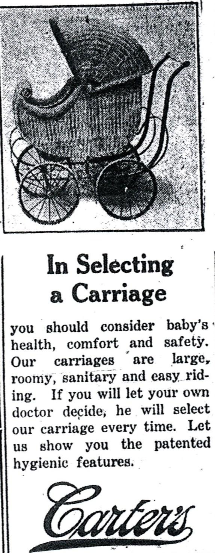 Source: Milton Evening Standard (April 1, 1914)