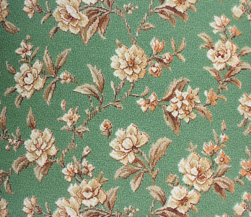 Source: Rosie's Vintage Wallpaper (Click on the link to see some additional hundred-year-old wallpapers.)