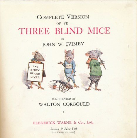 three blind mice 1