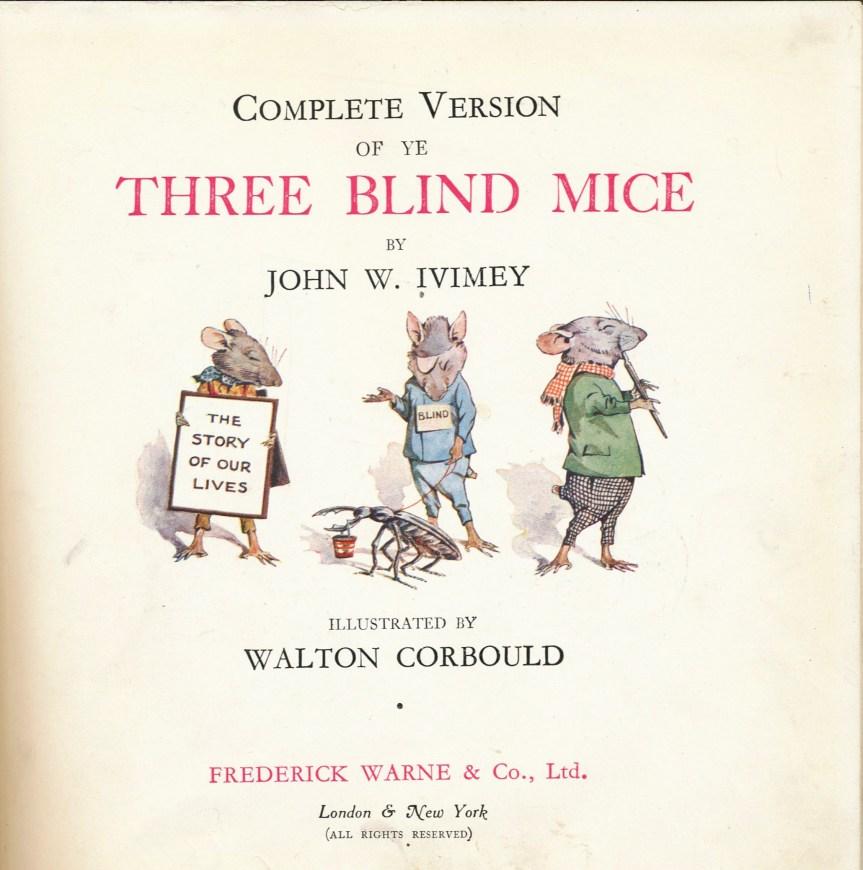 three blind mice 1