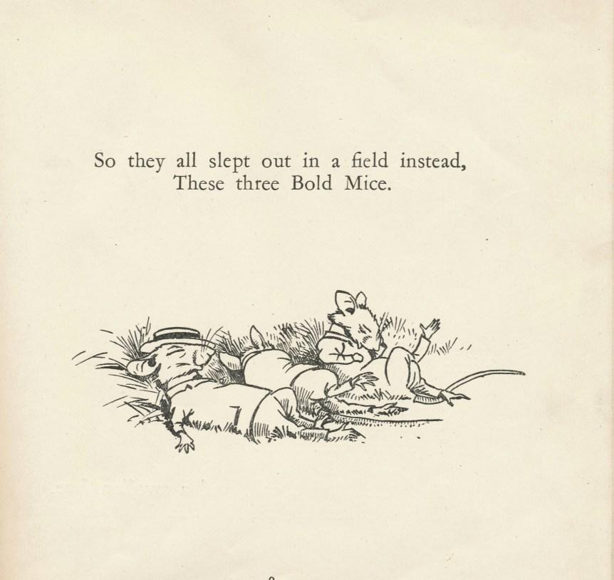 three blind mice 4-1