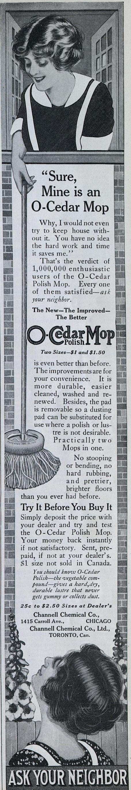 Source: Ladies Home Journal (January, 1914)