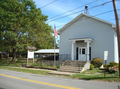 Recent photo of McEwensville Community Hall (Town Hall)