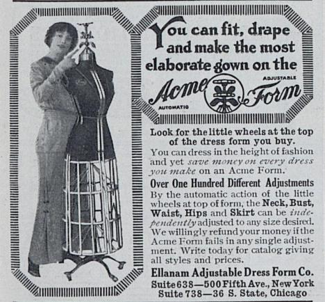 Source: Ladies Home Journal (February, 1914)