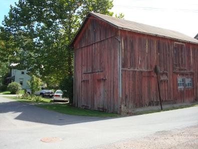 A side street in McEwensville